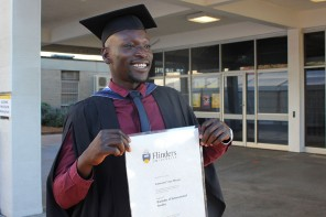 UNIVERSITY EDUCATION: Reaching the finish line