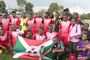 Burundi Wins South Australia's 2014 African Nations Cup Tournament