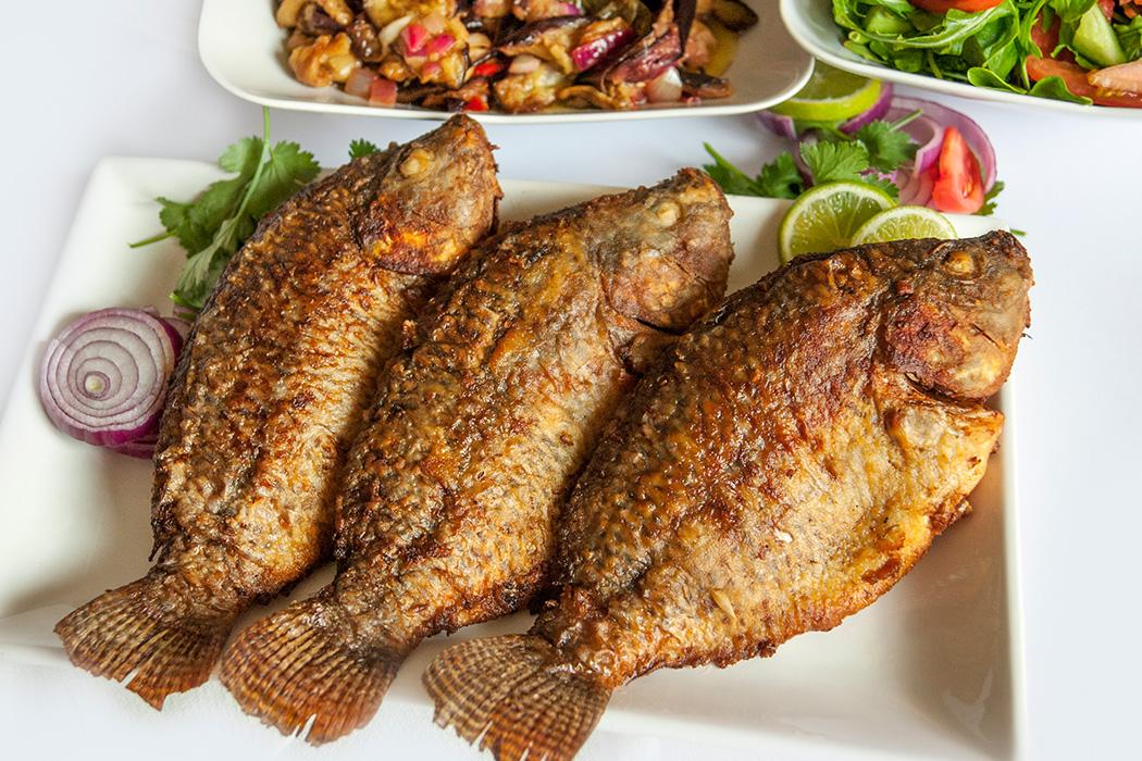 Stirring the pot sudan salt magazinesalt magazine for How to make fish food