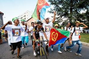 Eritreans a Tour de Force