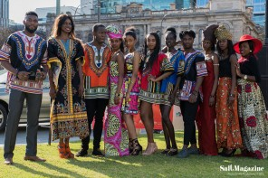 Celebrating African beauty