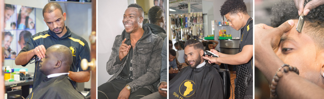 Barbershop-strip