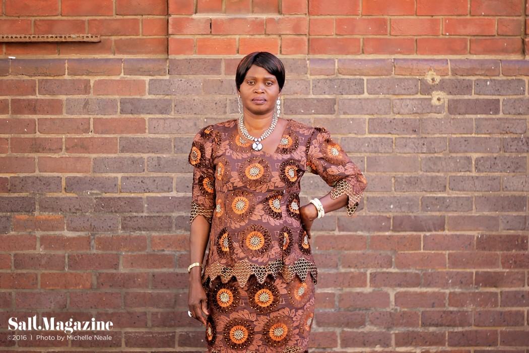 Fashion Culture: Rumbek Women