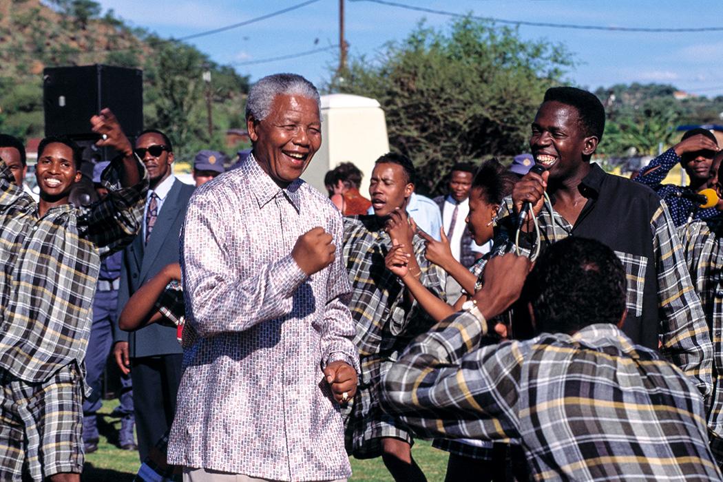 Writing Nelson Mandela's Memoir