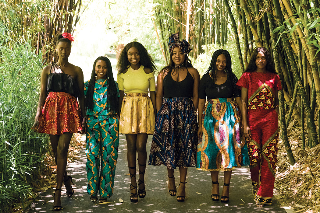 ROSEÉ – AFRICAN PRINT IN FASHION